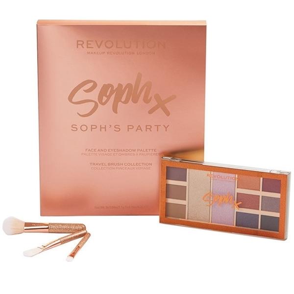 Εικόνα από Revolution Beauty Soph's Party Kit