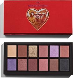 Εικόνα της Revolution Beauty I Heart Revolution Dragons Heart Eyeshadow Palette 9gr